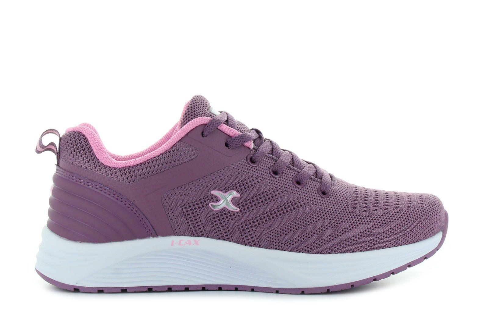 Knup mályva női sneaker